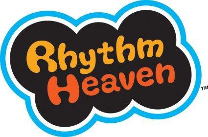 Rhythm Heaven Logo.