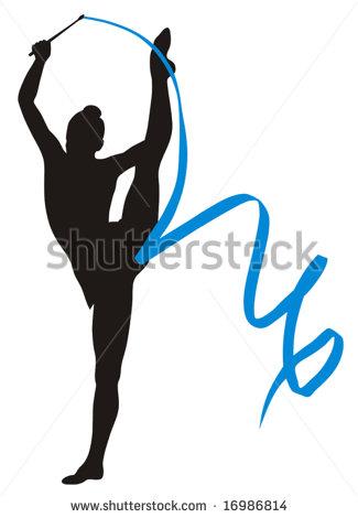 Olympic Rhythmic Gymnastics Stock Images, Royalty.