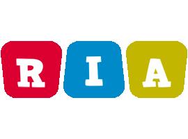 Ria Logo.