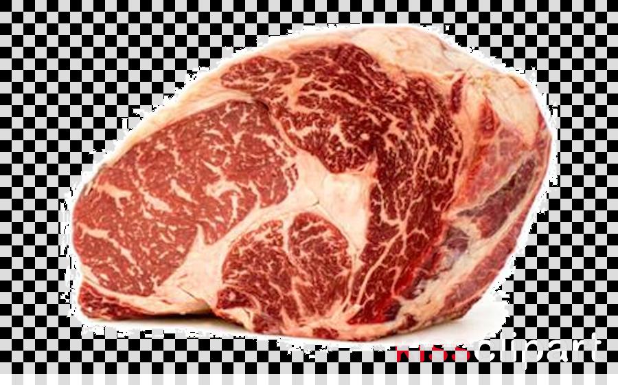 kobe beef food meat beef rib eye steak clipart.