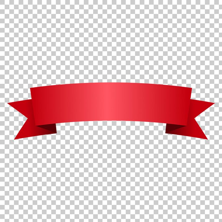 Red Ribbon Banner PNG Image Free Download searchpng.com.