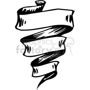 ribbons banners scroll clipart 047 . Royalty.