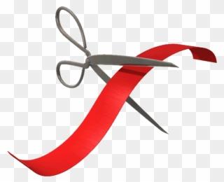 Free PNG Free Ribbon Cutting Clip Art Download.