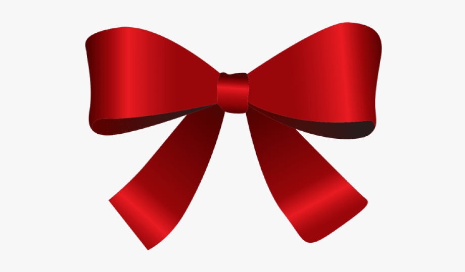 Christmas Ribbon Clipart Bow Tie.