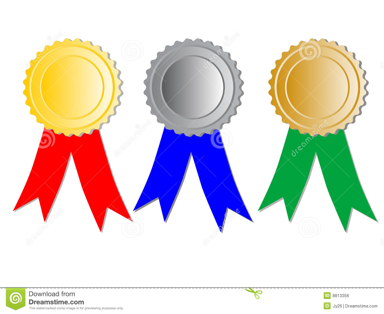 Medal ribbon clipart » Clipart Station.