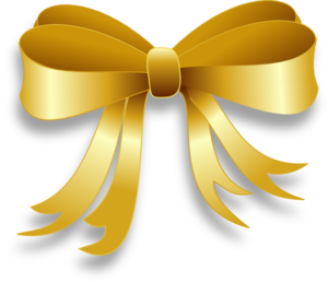Gold Ribbon Clip Art at Clker.com.
