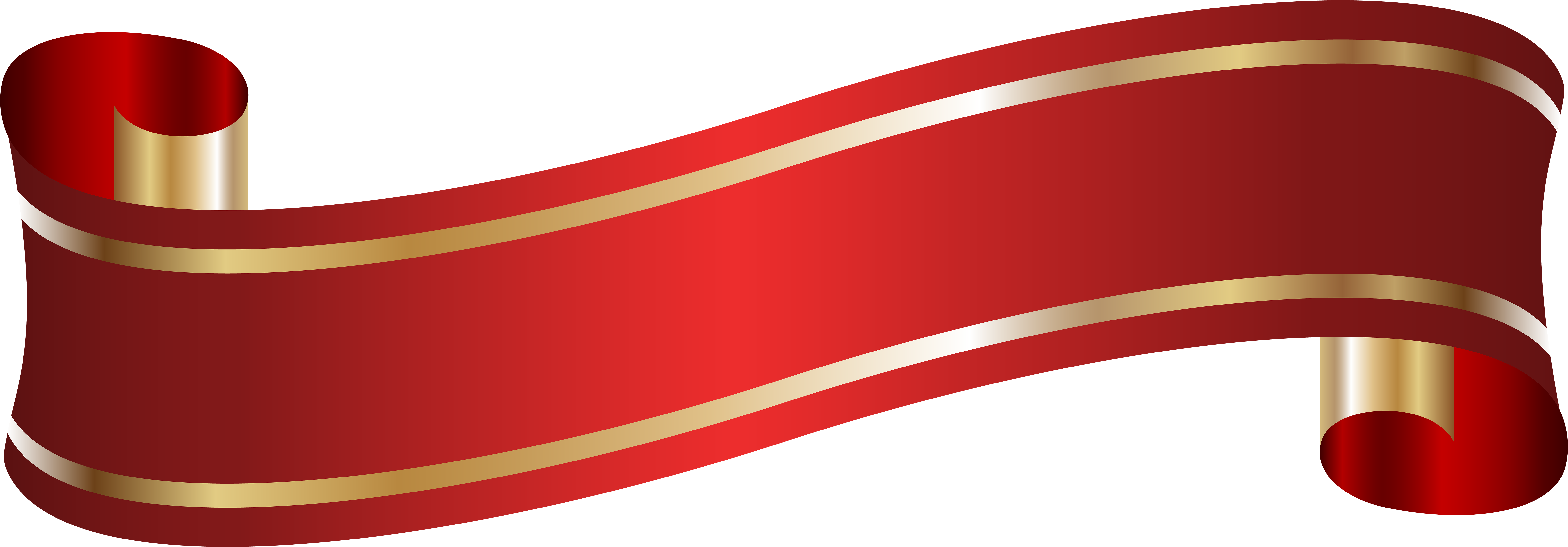 Download Red Ribbon Banner Png For Kids.
