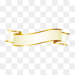 Gold Ribbon PNG Images, Download 319 Gold Ribbon PNG.