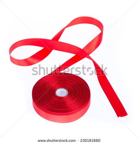 Ribbon Roll Stock Images, Royalty.