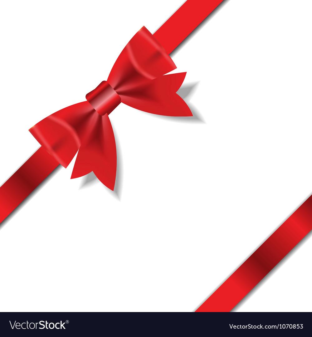 Red Gift Ribbon.