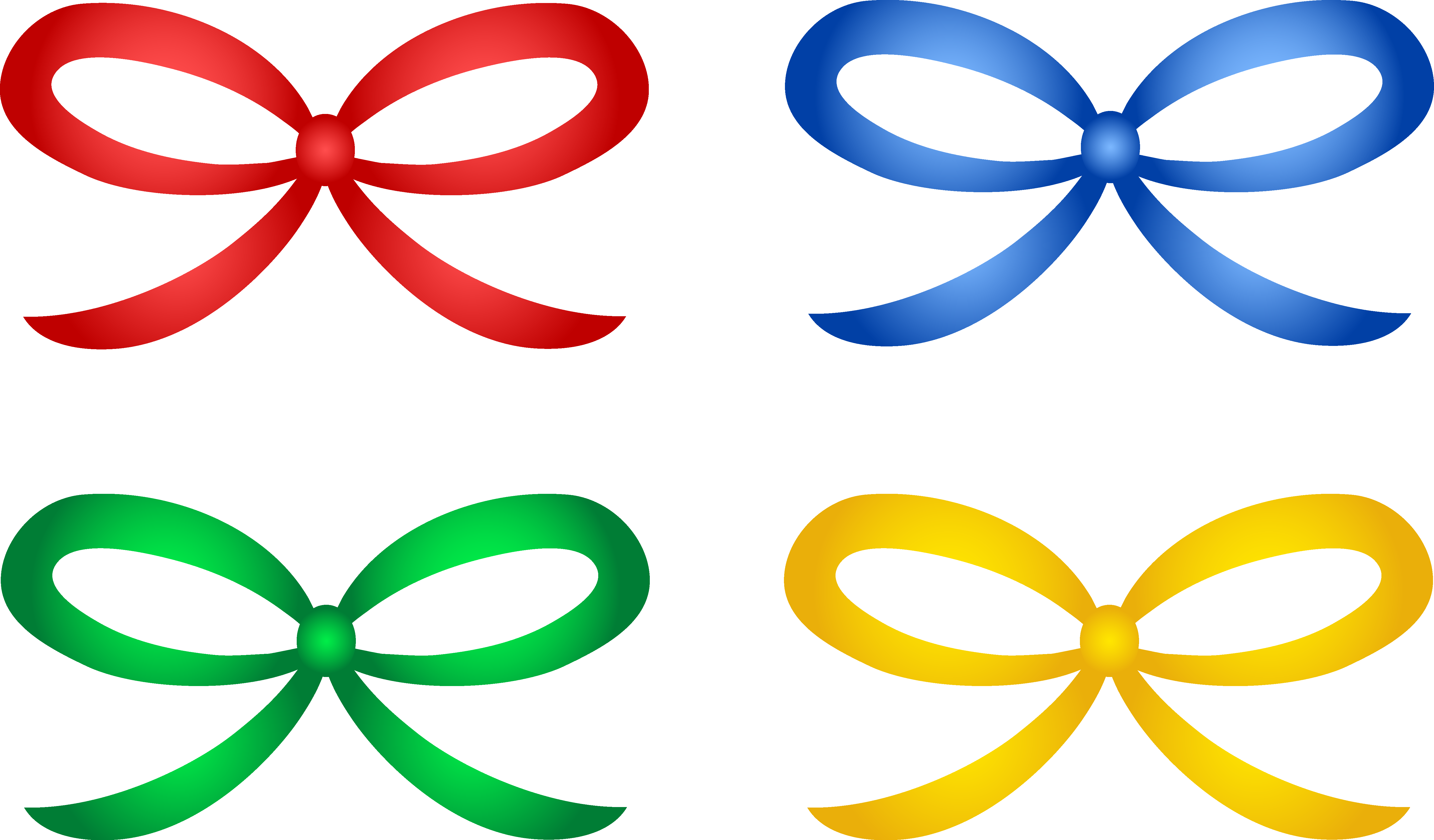 Ribbons Clipart.