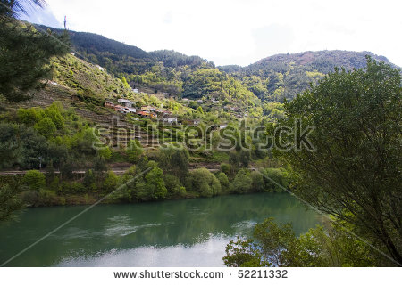 Ribeira Sacra Stock Photos, Royalty.