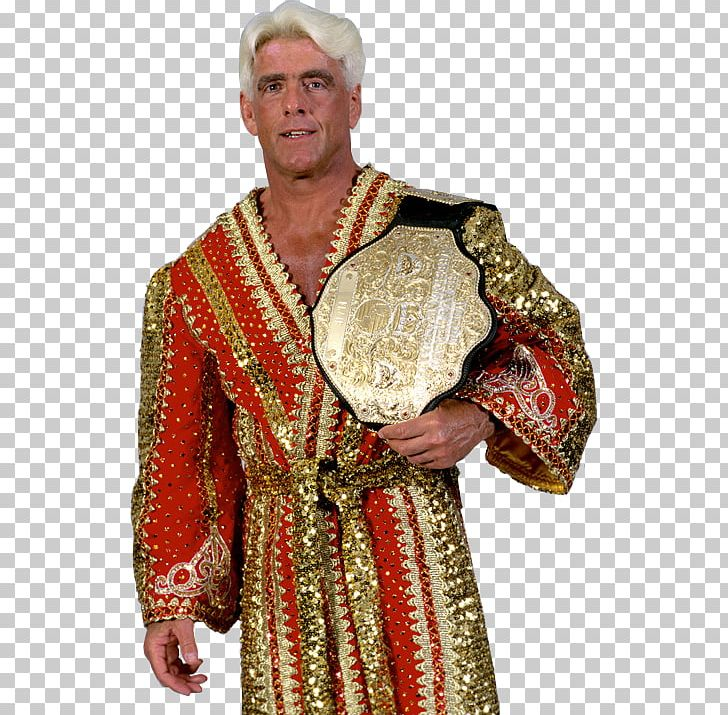 Ric Flair World Heavyweight Championship WWE Raw WWE.