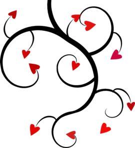 Love Vine By Gem Heart2 Ricardo Clipart.