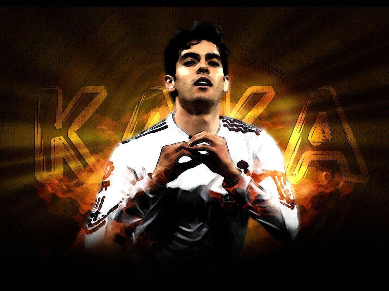 Kaka Wallpaper.