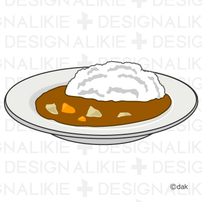 Free Curry and Rice icon|Pictures of clipart and graphic design.