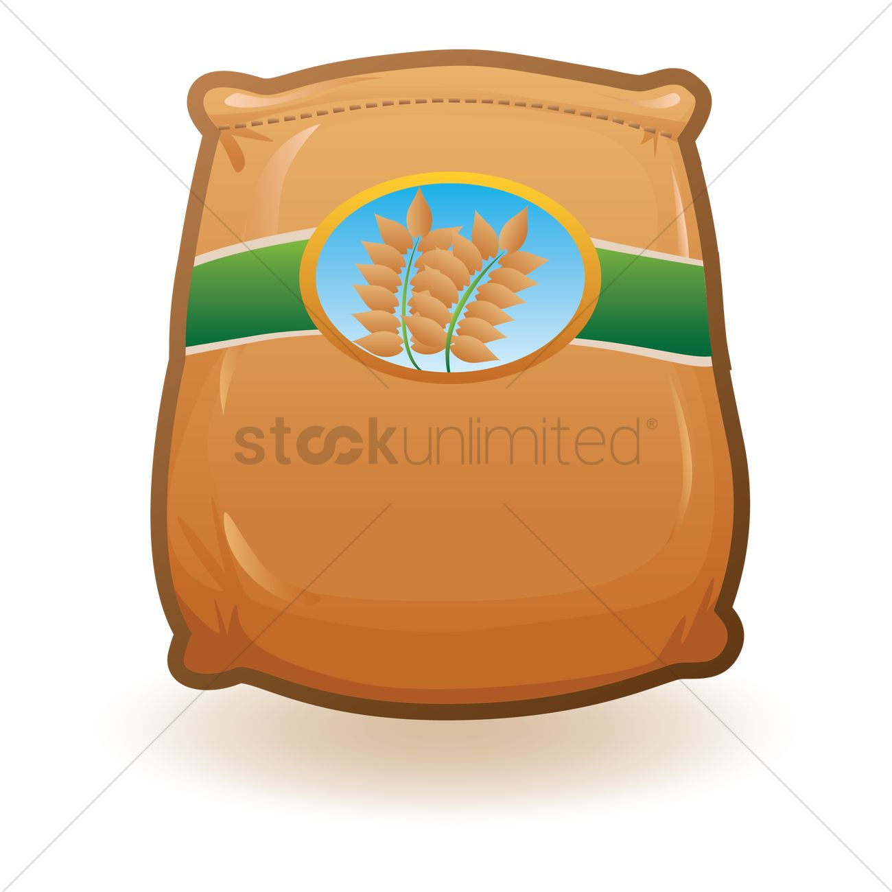 Rice bag clipart 4 » Clipart Station.