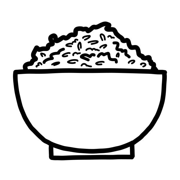 Rice bowl » Clipart Station.