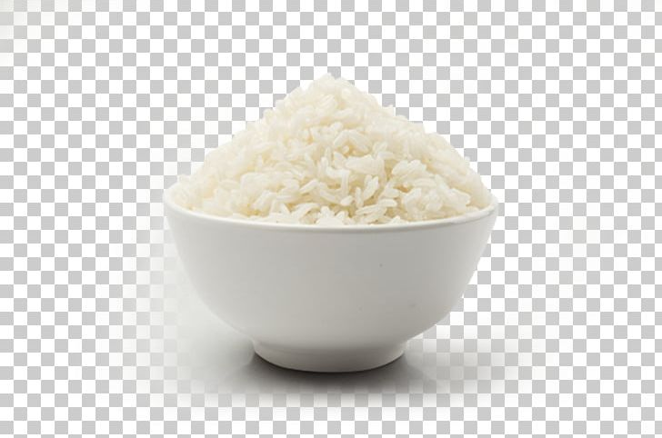 Cooked Rice Rice Cereal White Rice Jasmine Rice Bowl PNG.