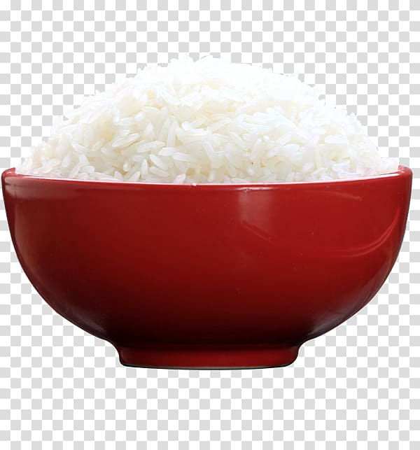 Bowl of rice , Bowl Chinese cuisine Cooked rice, A bowl of.