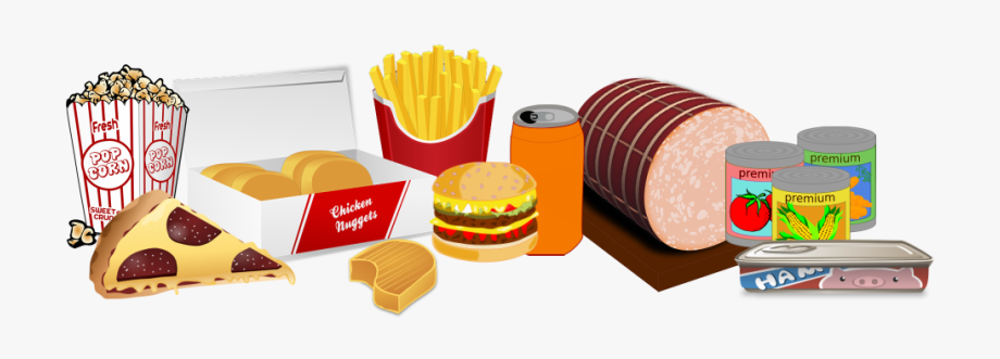 Meat Clipart Processed Food.