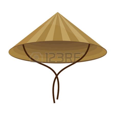 Asian Hat Clipart.
