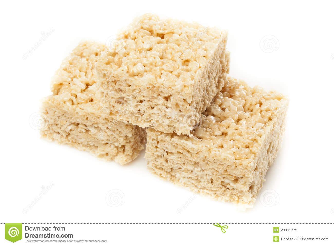 Rice Krispie Treat Clipart.