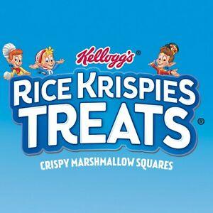 Details about Kellogg\'s Rice Krispies Treats 1.3oz 25 ct..