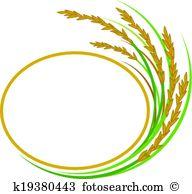 Rice plant Clip Art Illustrations. 1,262 rice plant clipart EPS.