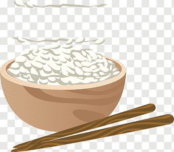 Rice pudding cutout PNG & clipart images.