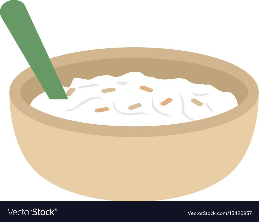 Rice clipart rice pudding, Rice rice pudding Transparent.