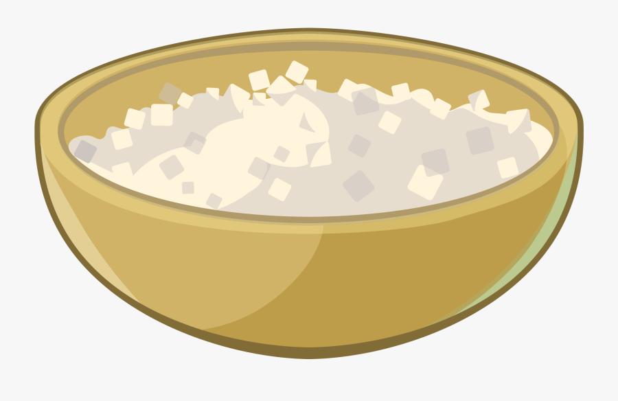 Rice Bowl Clip Art.