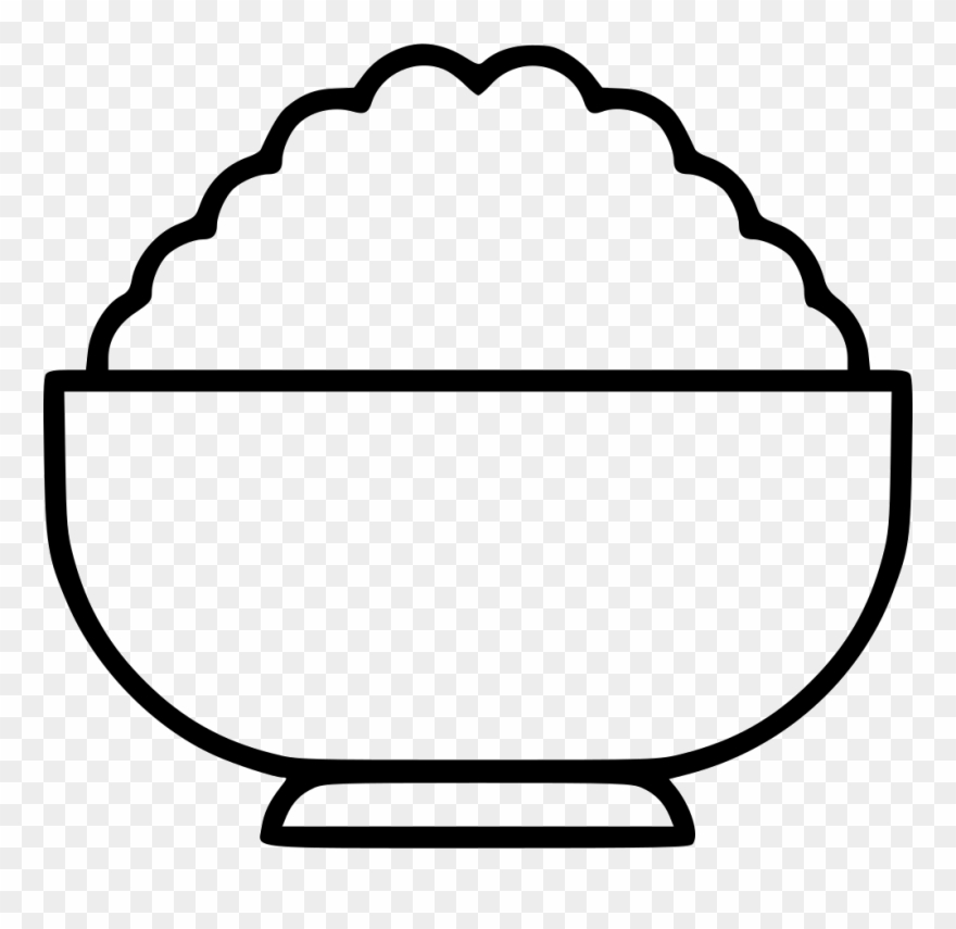 Bowl Of At Getdrawings Com Free For.