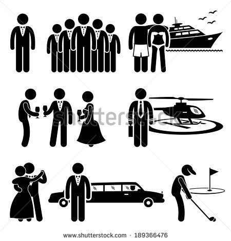 Family Couple Tourist Travel Vacation Trip Stock Vector 92227387.