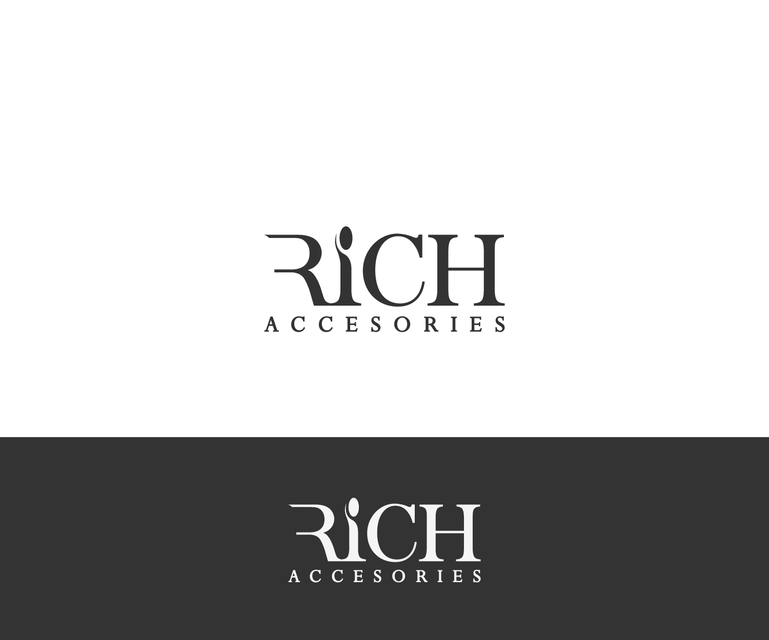 Bold, Serious, Jewelry Store Logo Design for Rich.