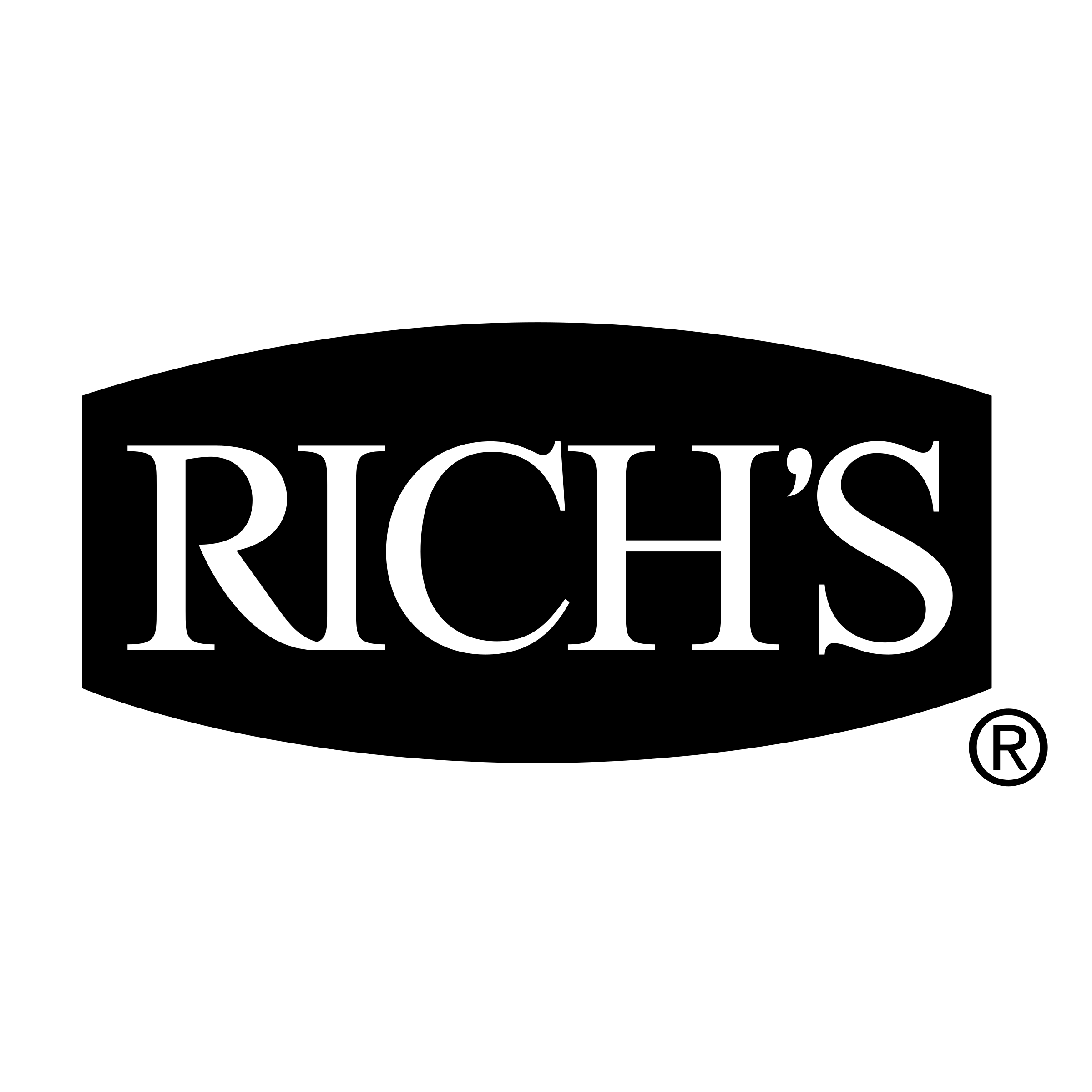 Rich\'s Logo PNG Transparent & SVG Vector.
