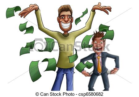 Rich poor Illustrations and Clipart. 1,095 Rich poor royalty free.