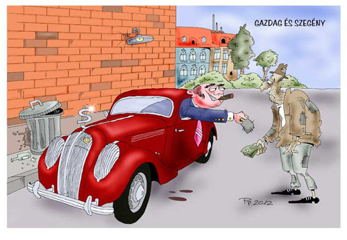 Showing post & media for Cartoon rich man poor man.