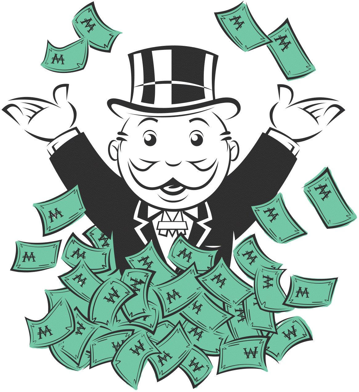 Rich PNG Free Download.