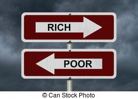 Rich versus poor Illustrations and Clipart. 47 Rich versus poor.