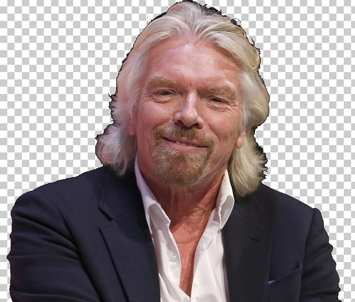 Richard Branson Dog Celebrity Look.