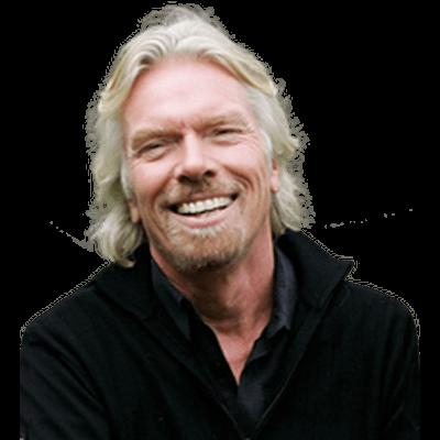 Richard Branson transparent PNG images.
