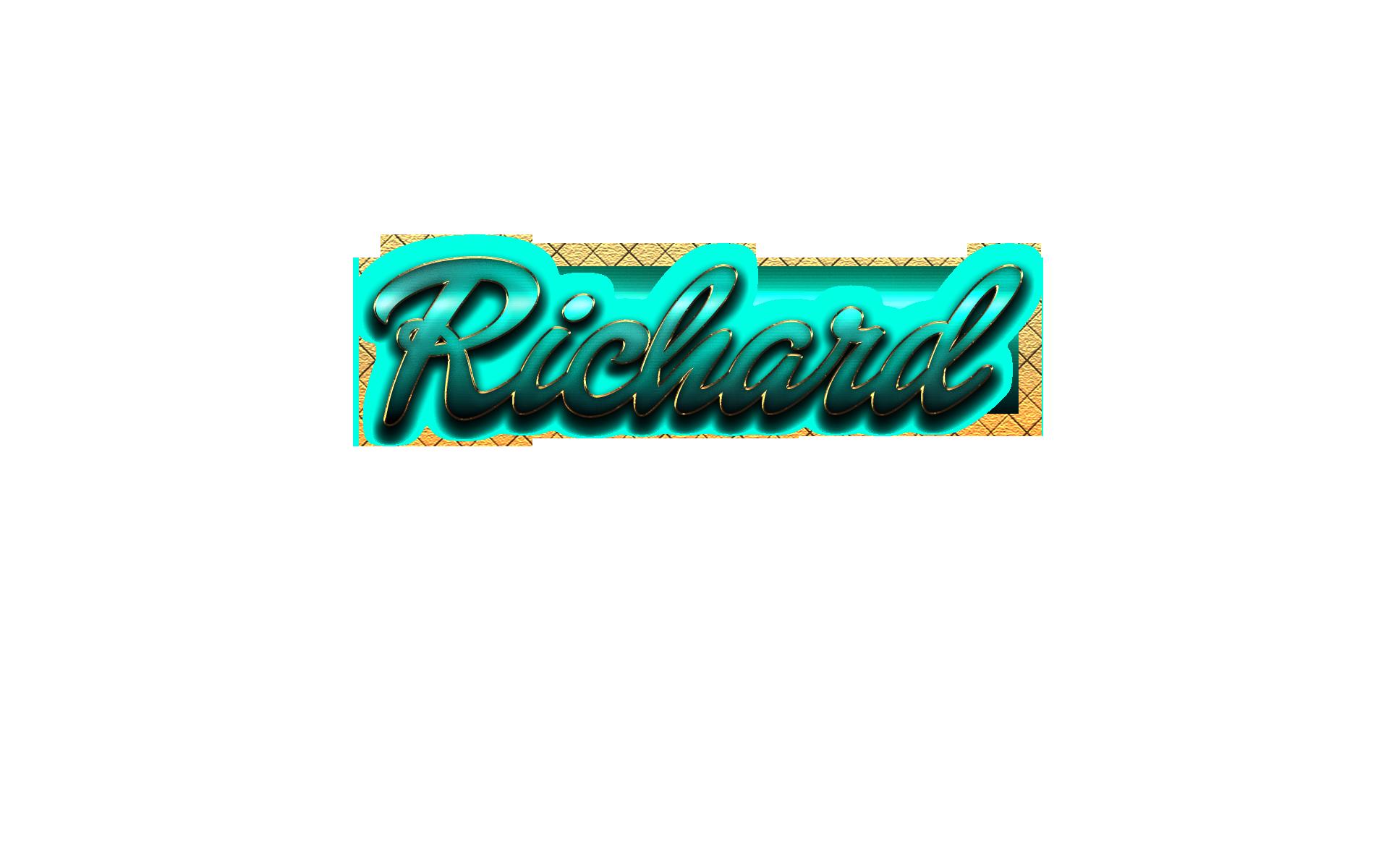 Richard PNG Transparent Images Free Download.