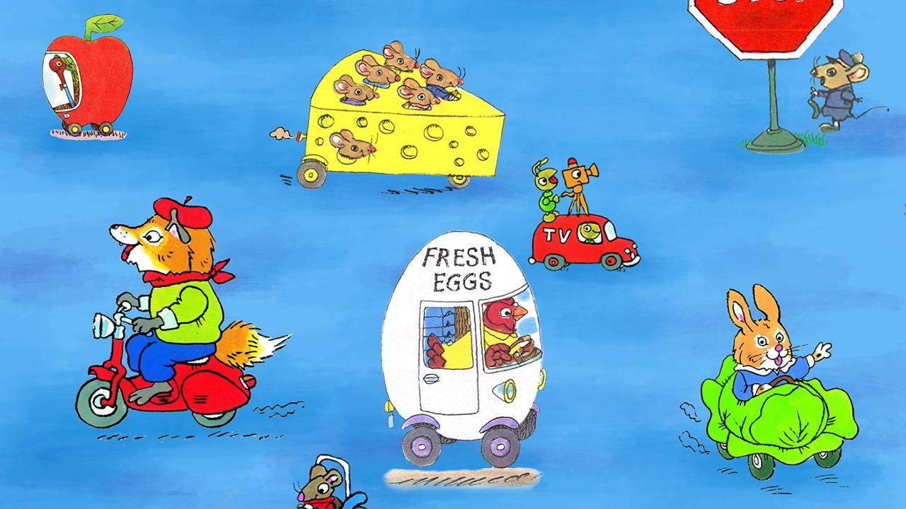 The Busy World of Richard Scarry, série TV de 1993.