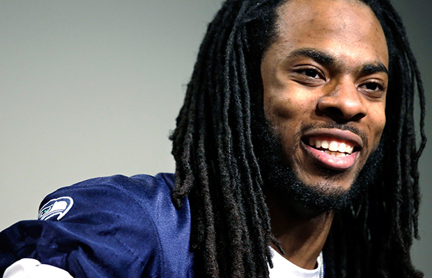 Move Over Crabtree, Richard Sherman Has New Beef.