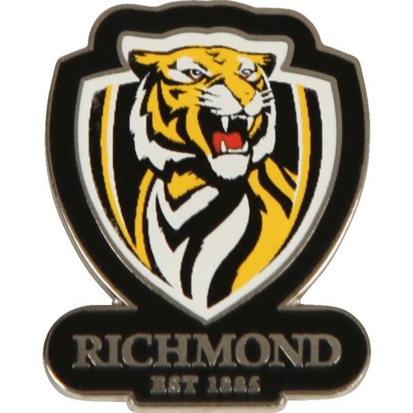 Richmond Logo Pin.