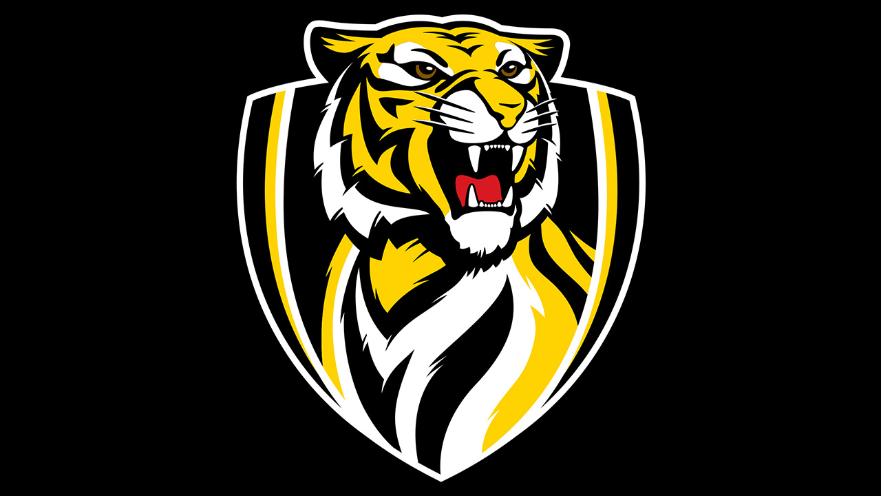 Richmond Tigers logo.