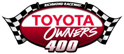 Toyota Owners 400 Starting Lineup at Richmond #NASCAR.