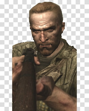 NZ Richtofen is annoying Dempsey transparent background PNG.