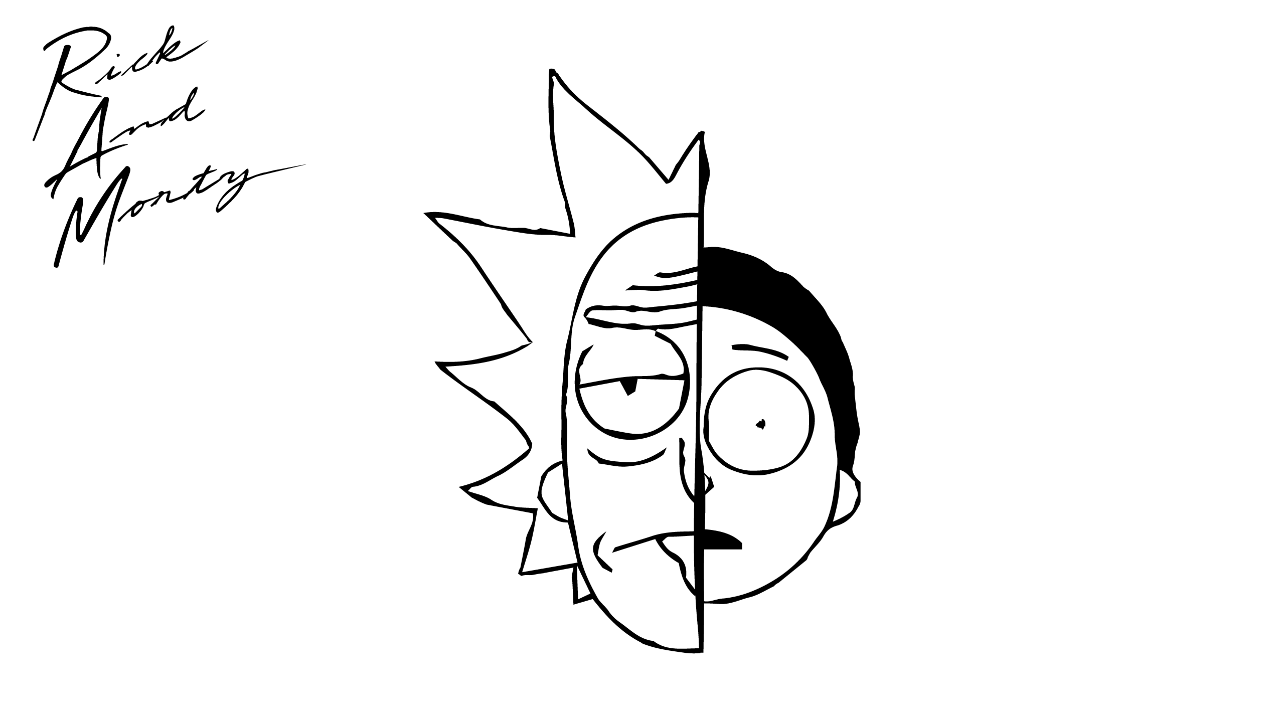 Download Free png Rick And Morty White Background (98+.